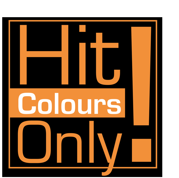 """Hit Colours Only!"""